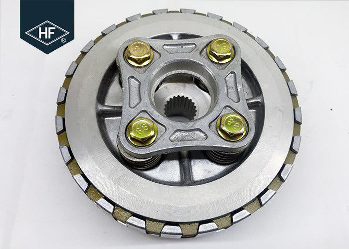 CBF150 Steel Motorcycle Clutch Assembly Multi Friction 4 Pcs Replacement A Grade